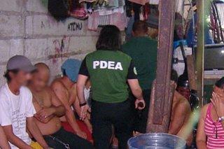 16 arestado sa droga sa Makati