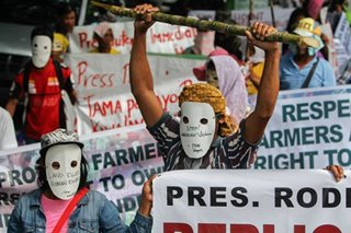 Negros farmers call for 'genuine land reform'