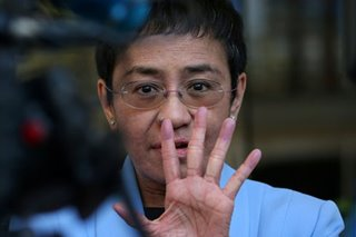 Verdict on Maria Ressa, Rappler cyberlibel case out on June 15