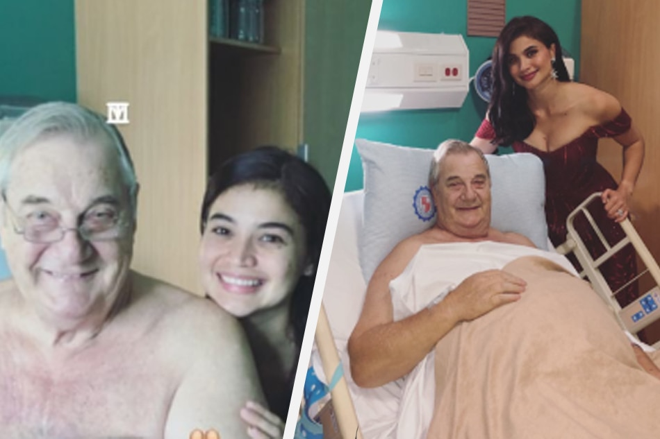 Anne Curtis asks for prayers for father