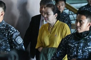 Napoles to appeal plunder conviction in pork barrel scam case
