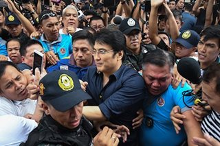 Two Sandiganbayan justices believe Revilla is guilty of plunder