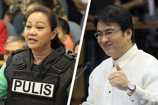 Bong cleared; Napoles, Revilla aide found guilty in pork barrel scam case