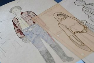 'Star Wars' costumes sketchbooks seen fetching large sums at auction