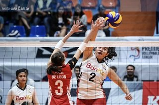 PVL: Perlas Spikers down PetroGazz to secure Open Conference bronze