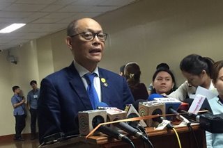 Diokno denies alleged 'insertions' in 2019 budget