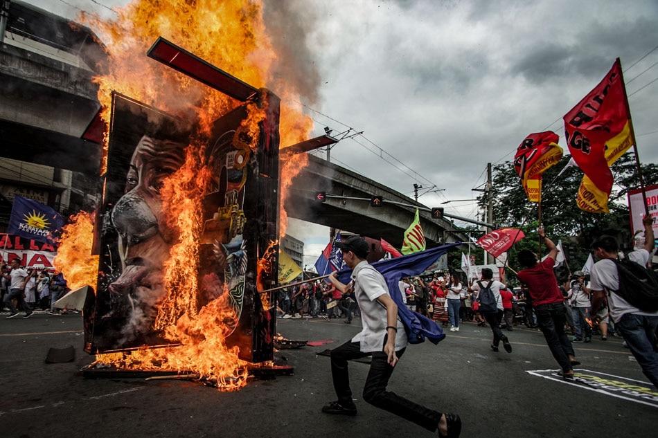 Alleged human rights violations under Duterte gov't assailed