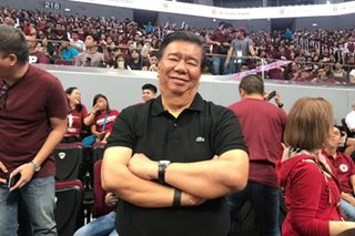 FACT CHECK: No, Drilon did not sleep through the UP-Ateneo game