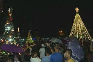 PANOORIN: Mga Christmas attraction sa ilang parte ng Pilipinas