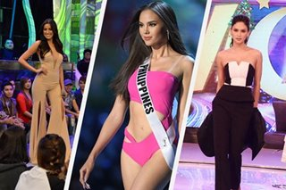 From 'Pilapil Walk' to 'Lava Walk': A look at signature walks of PH beauty queens