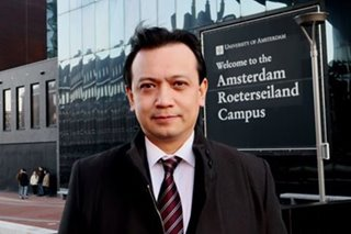 Trillanes vows to return to PH after Europe trip: 'I am not escaping'