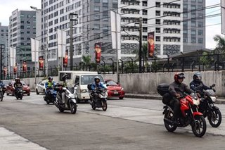 Enforcement of 'doble plaka' law deferred until license plates available - LTO