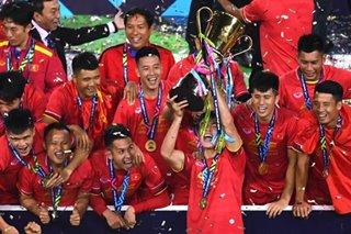 Vietnam beat Malaysia at home to claim Suzuki Cup