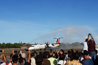 PAL launches Clark-Antique route