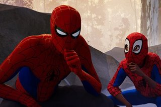 Box office: 'Spider-Man: Into the Spider-Verse' swings to $35-M debut