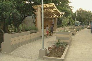 Tumana Linear Park sa Marikina, binuksan na