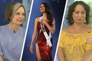 Gloria Diaz, Margie Moran give this tip to Miss Universe 2018 Catriona Gray