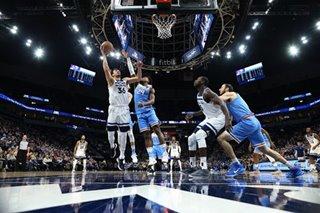 Balanced Timberwolves blitz Kings