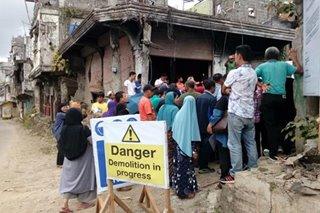 Marawi rehab team, papanagutin sa paggiba sa ilang bahay