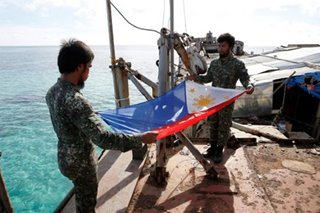 Philippines to keep military presence in Ayungin shoal, says Lorenzana