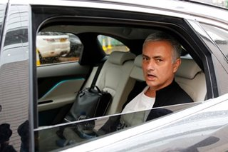 Mourinho 'proud' of Manchester United career