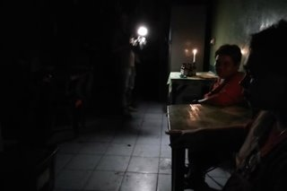 Massive power interruption hits Iloilo, nearby provinces before Christmas