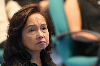 Arroyo to end House probes on water crisis