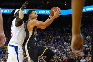 NBA: Curry's last-second basket caps 42-point night, clips Clippers