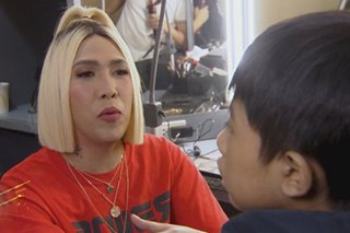 Vice Ganda may regalo sa tagahangang may sakit, ex-'TNT' contender