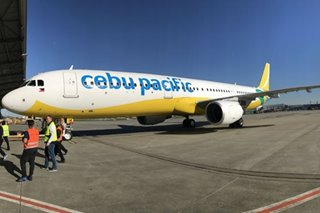 Cebu Pacific suspends