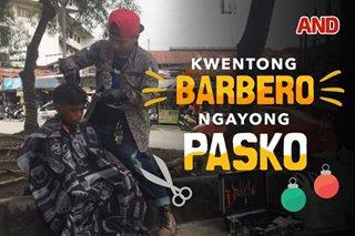 Kuwentong barbero ngayong Pasko