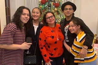 Family is love: How your favorite Kapamilya stars celebrated Christmas