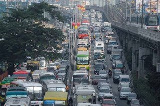 Task force created to ease Cubao-Makati traffic: MMDA