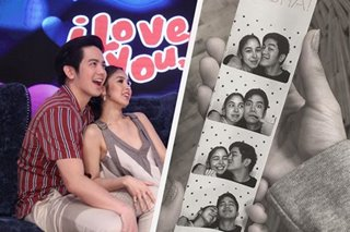 Did Julia Barretto just confirm official status with Joshua Garcia?