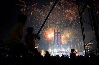 Higit 400 'firecracker zones' sa Metro Manila naghahanda na