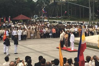 On Rizal Day, VP Leni calls for PH 'free from hate, division, tyranny'