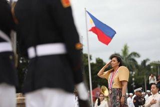 Robredo leads Rizal Day rites
