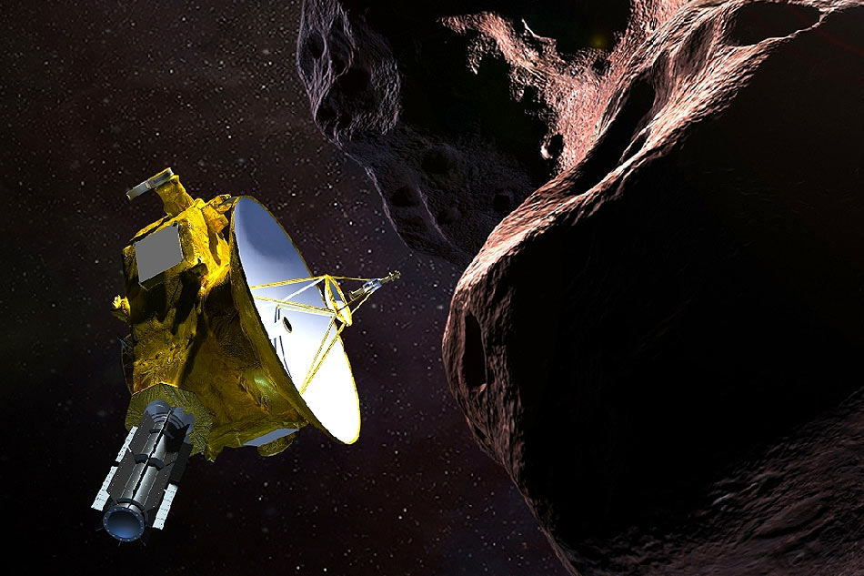 Here's how to watch NASA send New Horizons past the solar system