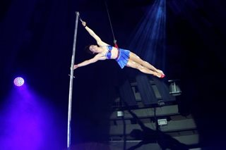 In digital age, circus maintains flesh-and-blood appeal