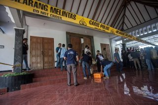 Police shoot man during sword attack on Indonesian church