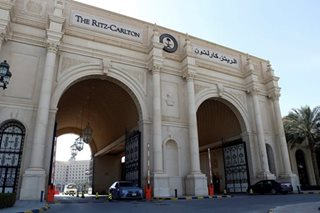 Riyadh's Ritz 'luxury prison' reopens after graft crackdown