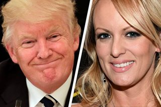 Porn star 'free' to discuss ties with Trump