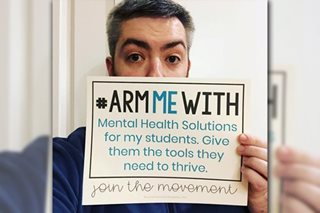 US educators say no to 'arms race' in schools