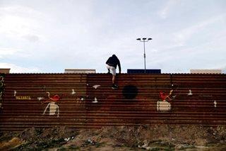 Trump's 'big, beautiful wall'