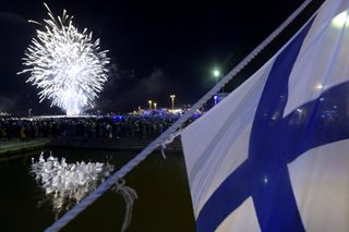 Finland is again world's happiest country: UN