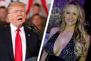 Trump admits reimbursing lawyer for porn star payoff