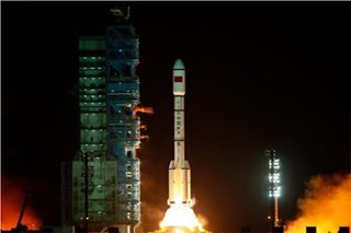 China says Earth-bound spacelab to offer 'splendid' show