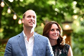 Prince William's wife Kate in hospital in labor