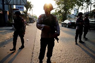 5 cops, 1 inmate killed in Indonesia prison hostage taking: officials