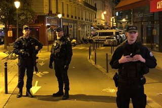 IS claims responsibility for Paris attack: SITE monitoring